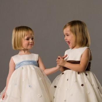 Pretty Flowergirl Dresses