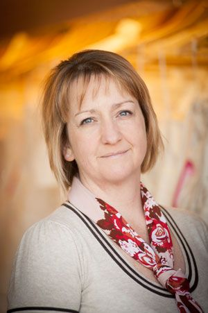 Sarah Smith - Proprietor of The Bridal Gallery in Coventry