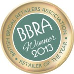 The Bridal Gallery Coventry is officially the Retailer fo the Year!