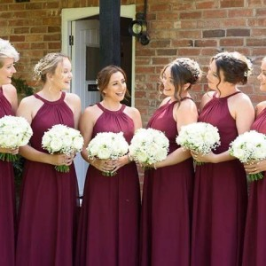 Bridesmaids and Flowergirls